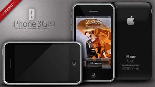 Roundup Of Fresh And High Quality Smart Phones PSD Files 6