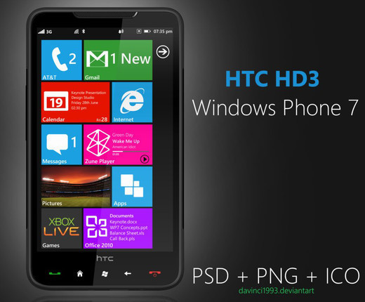 Roundup Of Fresh And High Quality Smart Phones PSD Files 40