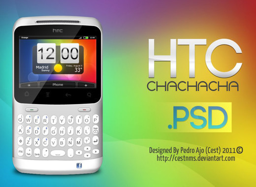 Roundup Of Fresh And High Quality Smart Phones PSD Files 43