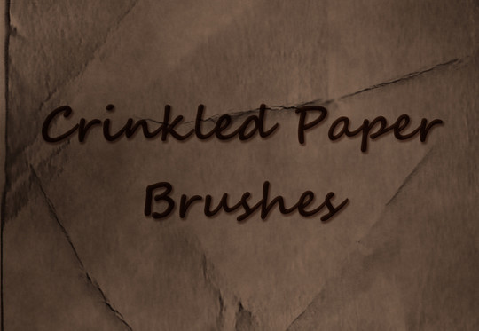 50 Useful Paper Photoshop Brushes For Creative Designs 40