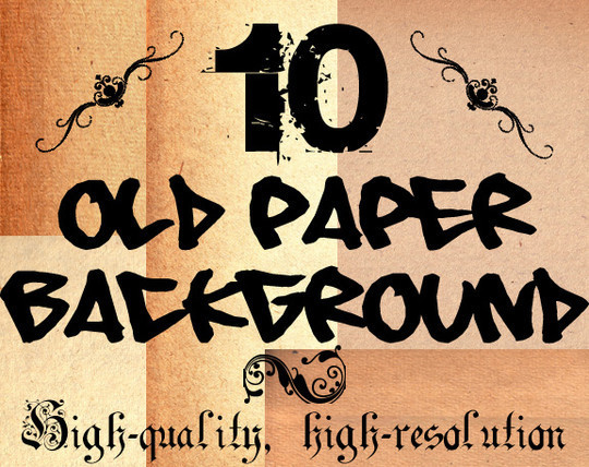 50 Useful Paper Photoshop Brushes For Creative Designs 9