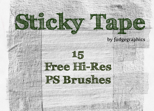 50 Useful Paper Photoshop Brushes For Creative Designs 50