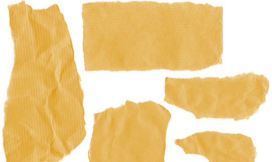50 Useful Paper Photoshop Brushes For Creative Designs 16