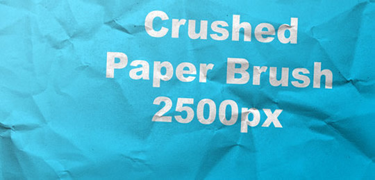 50 Useful Paper Photoshop Brushes For Creative Designs 5