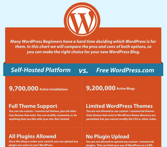 14 Insightful Infographics To Demonstrate The State Of Blogosphere 10