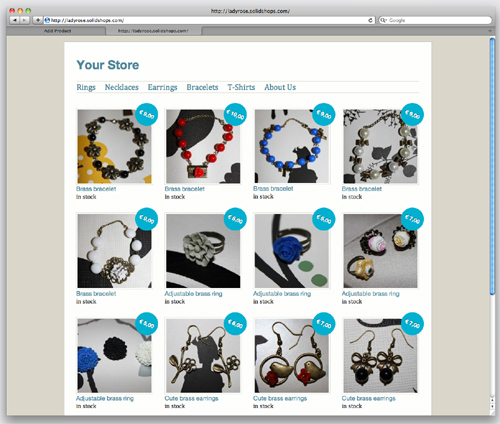 SolidShops Hosted E-Commerce Software Subscriptions Giveaway 2