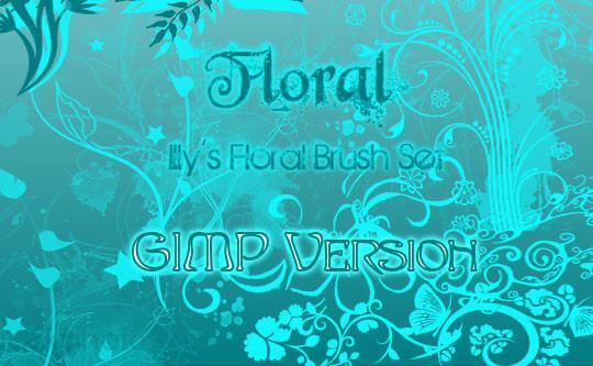 60+ High Quality Free GIMP Brush Packs 3