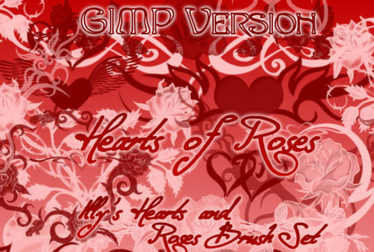 60+ High Quality Free GIMP Brush Packs 43