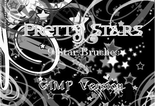 60+ High Quality Free GIMP Brush Packs 20