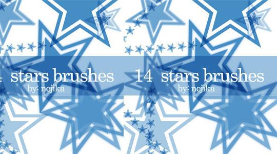 60+ High Quality Free GIMP Brush Packs 21