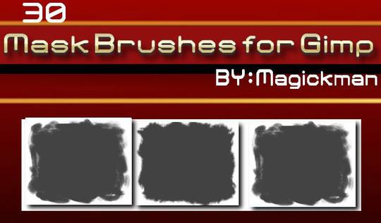 60+ High Quality Free GIMP Brush Packs 31