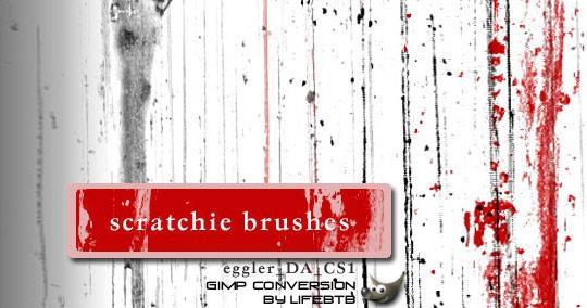 60+ High Quality Free GIMP Brush Packs 24