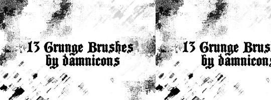 60+ High Quality Free GIMP Brush Packs 26