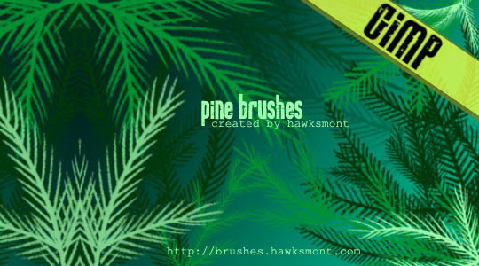 60+ High Quality Free GIMP Brush Packs 12