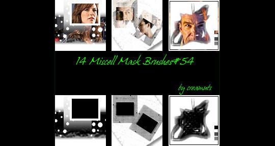 60+ High Quality Free GIMP Brush Packs 33