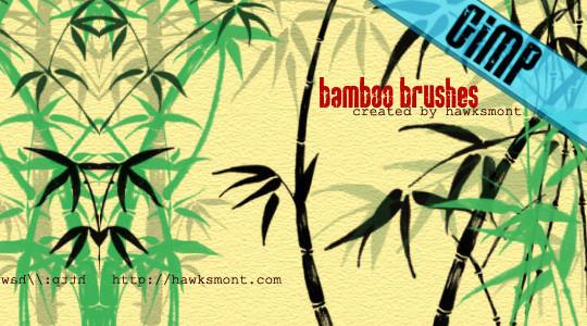 60+ High Quality Free GIMP Brush Packs 15