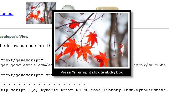50 Awesomely Useful Yet Free jQuery Tooltip Plugins 4