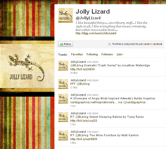 45 Fabulous Examples Of Illustrated Twitter Backgrounds 19