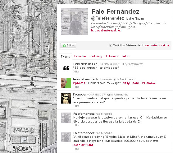 45 Fabulous Examples Of Illustrated Twitter Backgrounds 30