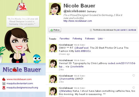 45 Fabulous Examples Of Illustrated Twitter Backgrounds 37