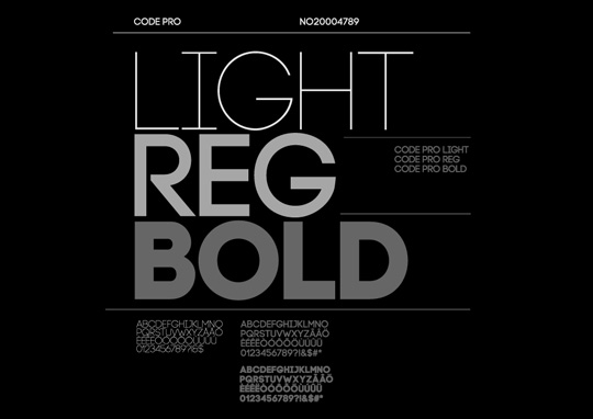 Best Of 2011: 50 Free Fonts To Enhance Your Designs 47