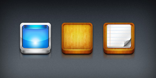 40 Fresh And High Quality Free Icon Sets In PSD Format 10