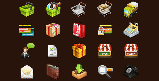 Best Of 2011: Outstanding Collection Of Fresh And Free To Use Icon Sets 12