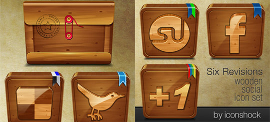 Best Of 2011: Outstanding Collection Of Fresh And Free To Use Icon Sets 7