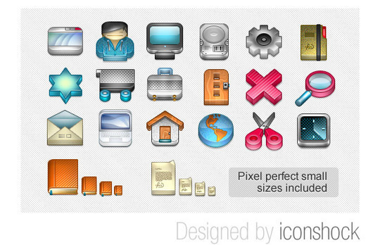 Best Of 2011: Outstanding Collection Of Fresh And Free To Use Icon Sets 21