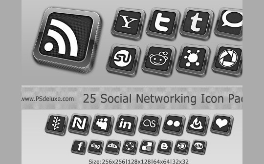 Best Of 2011: Outstanding Collection Of Fresh And Free To Use Icon Sets 25
