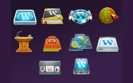 Best Of 2011: Outstanding Collection Of Fresh And Free To Use Icon Sets 20