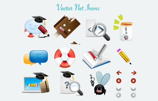 Best Of 2011: Outstanding Collection Of Fresh And Free To Use Icon Sets 31