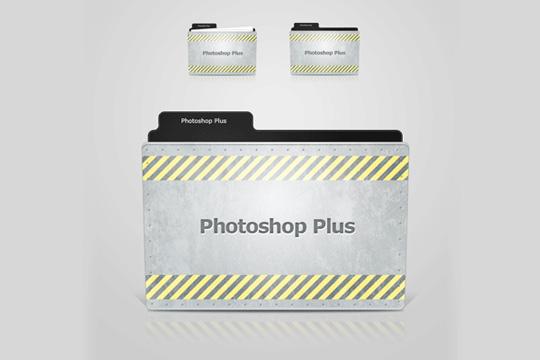 Best Of 2011: 40 Detailed Photoshop Icon Design Tutorials 4