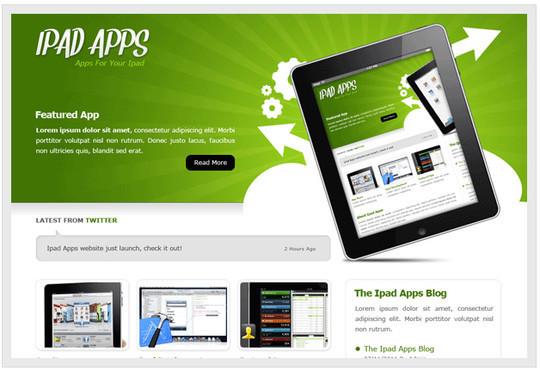 Best Of 2011: 45 Photoshop Web Design Layout Tutorials 24