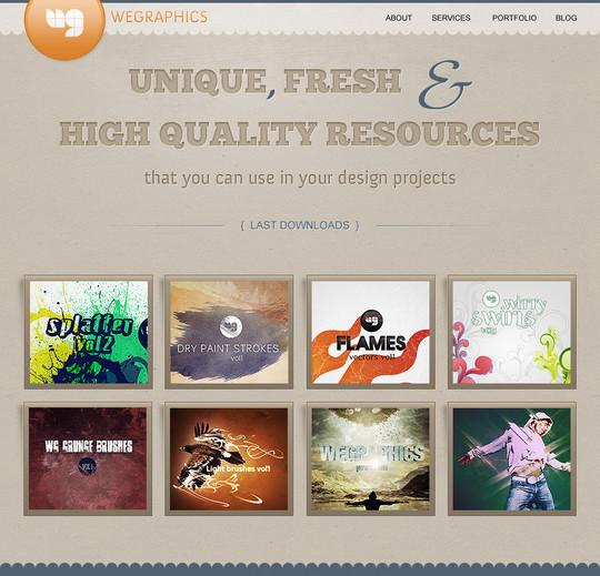 Best Of 2011: 45 Photoshop Web Design Layout Tutorials 25