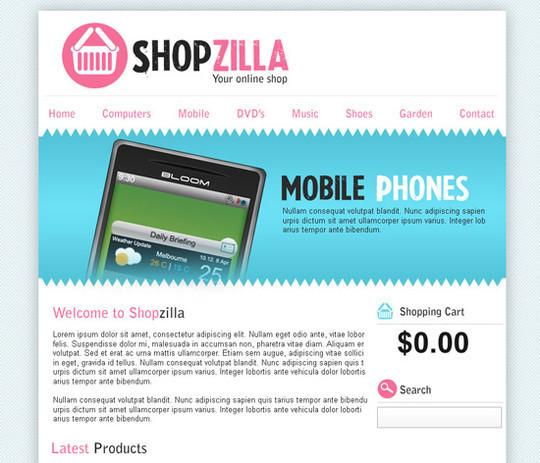Best Of 2011: 45 Photoshop Web Design Layout Tutorials 11