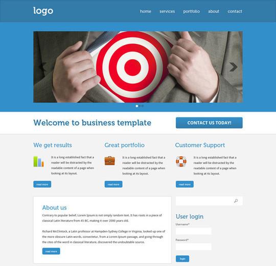 Best Of 2011: 45 Photoshop Web Design Layout Tutorials 43