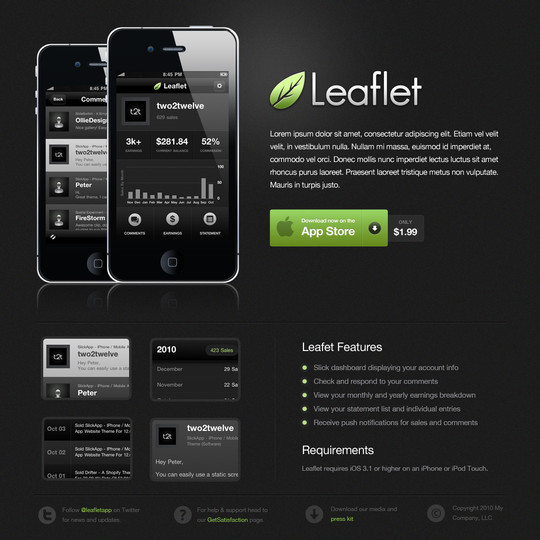 Best Of 2011: 45 Photoshop Web Design Layout Tutorials 20