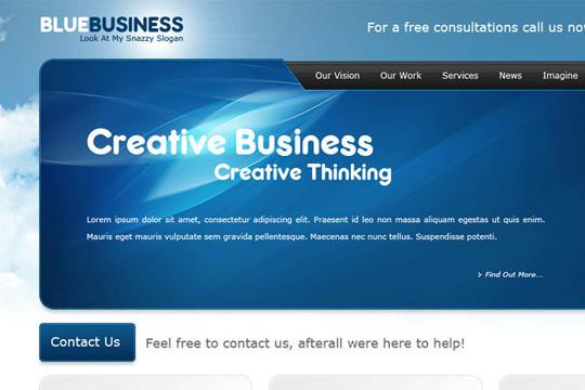 Best Of 2011: 45 Photoshop Web Design Layout Tutorials 4