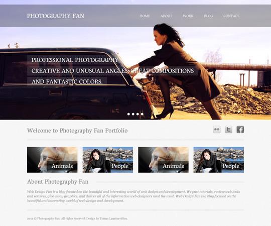 Best Of 2011: 45 Photoshop Web Design Layout Tutorials 22