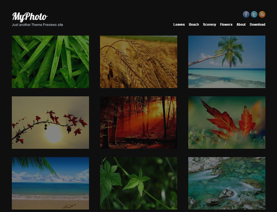 Best Of 2011: A Beautiful Collection Of 50 Free WordPress Themes 21