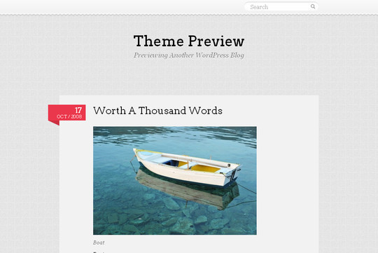 Best Of 2011: A Beautiful Collection Of 50 Free WordPress Themes 48