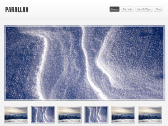 Best Of 2011: A Beautiful Collection Of 50 Free WordPress Themes 15