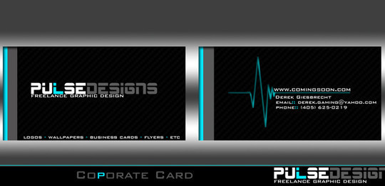 50 Free Photoshop Business Card Templates 18