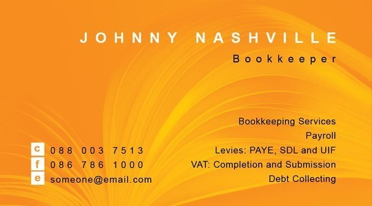 50 Free Photoshop Business Card Templates 25
