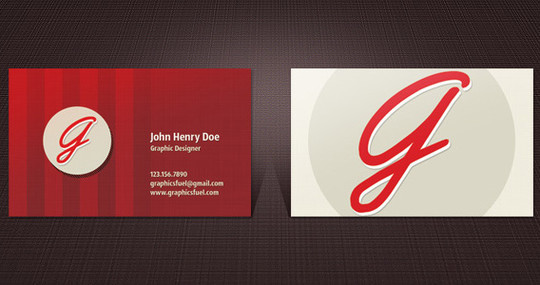50 Free Photoshop Business Card Templates 31