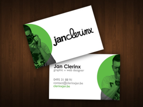 50 Free Photoshop Business Card Templates 36