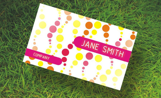 50 Free Photoshop Business Card Templates 38