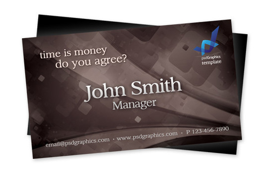 50 Free Photoshop Business Card Templates 5