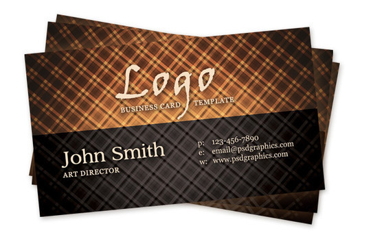 50 Free Photoshop Business Card Templates 46